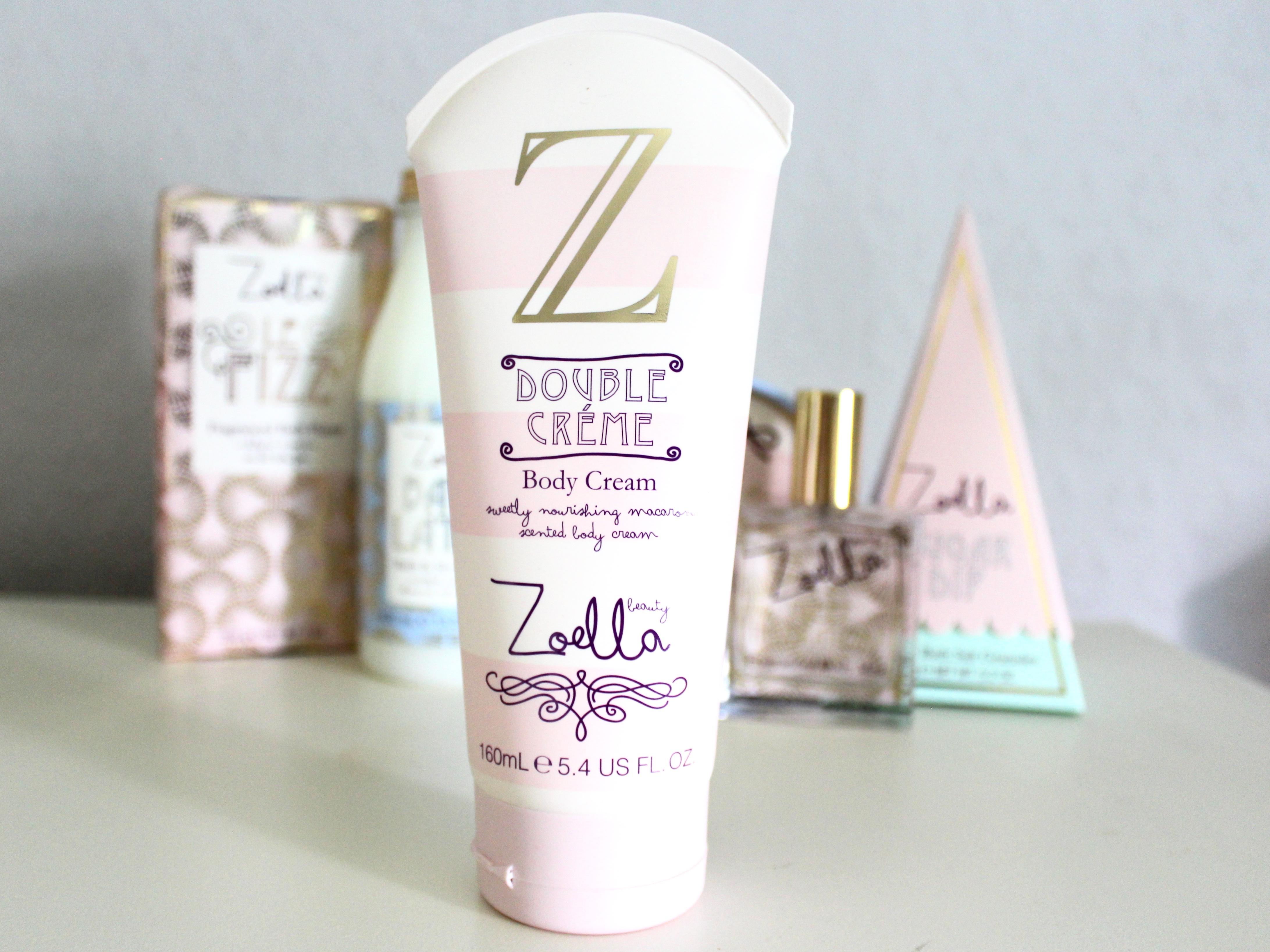 Zoella beauty body cream