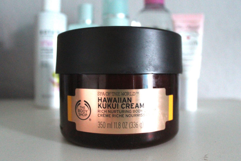 A photo of The Body Shop hawaiian kukui cream