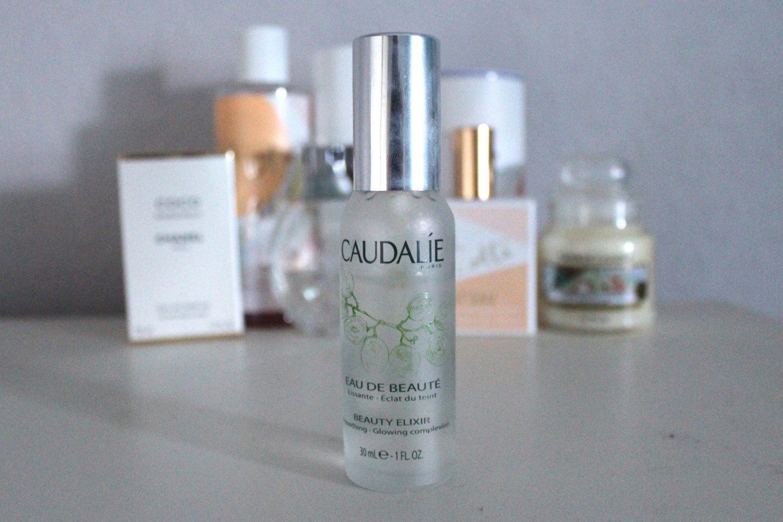 A photo of the caudalie beauty elixir